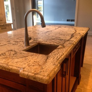 Earthtone Countertops
