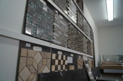 Backsplash Samples