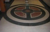 Azul's-green-red-marble floor